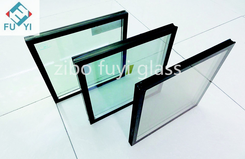 Clear/Tinted/Reflective/Tempered/Laminated/Argon/Low-E Insulating Glass in building