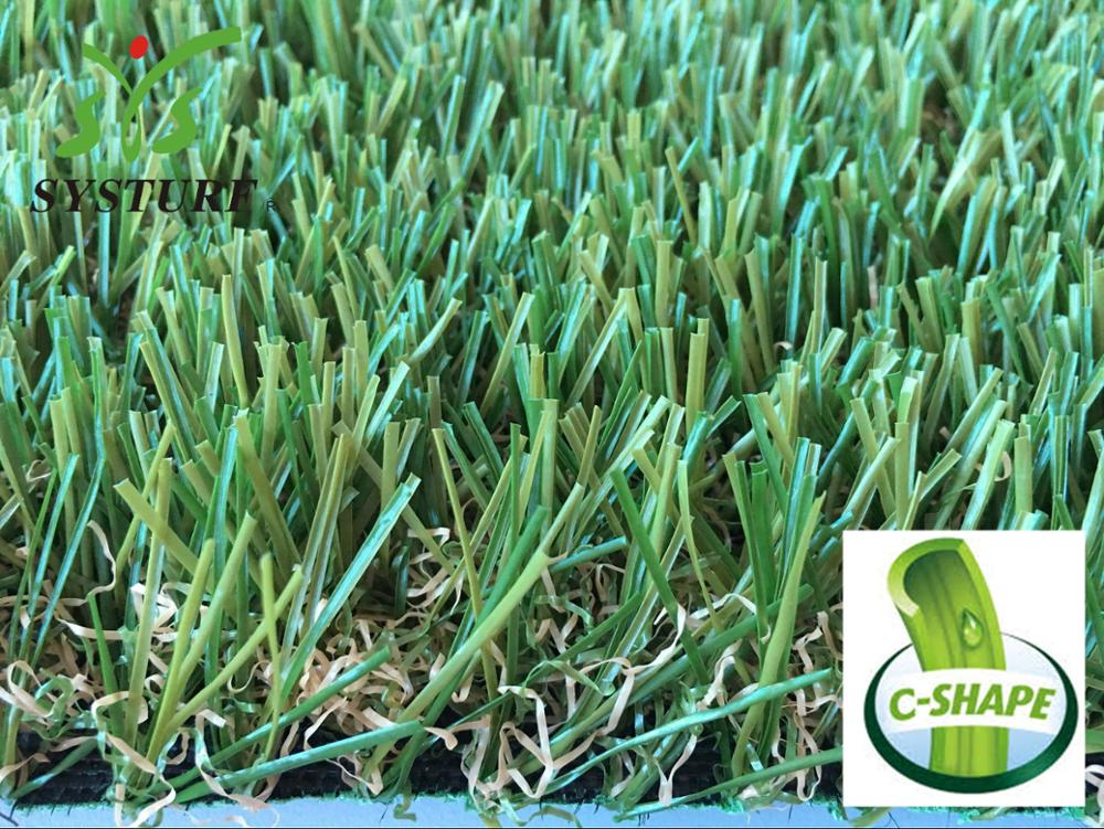 factory wuxi city landscaping artificial lawn