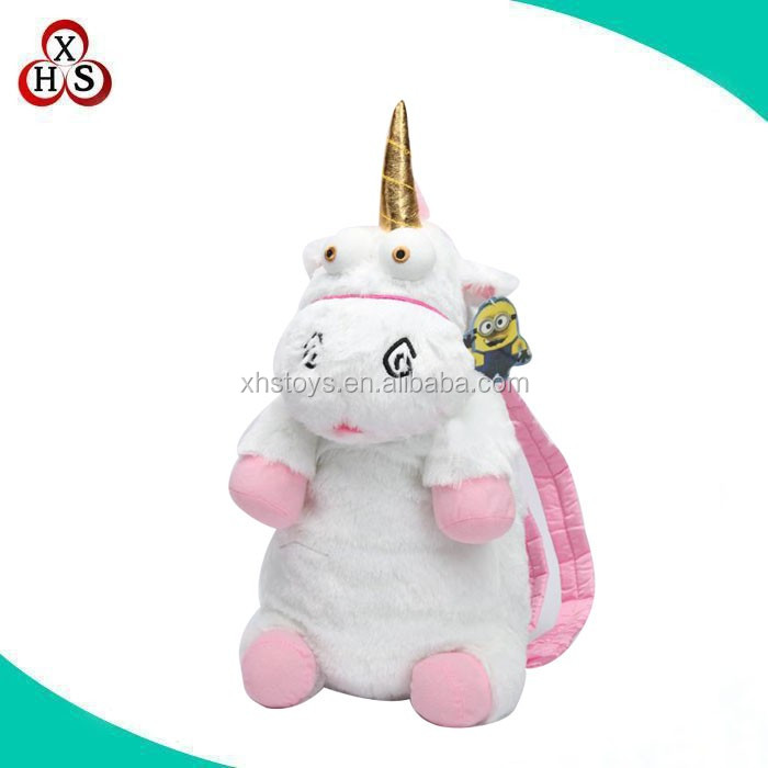 2017 new design high quality unicorn plush for sale