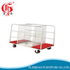 Universal Four Wheels Cargo Trolley For