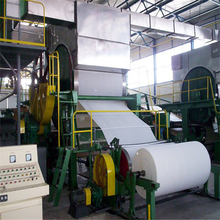 High Productivity cigarette paper making machine for Exporting