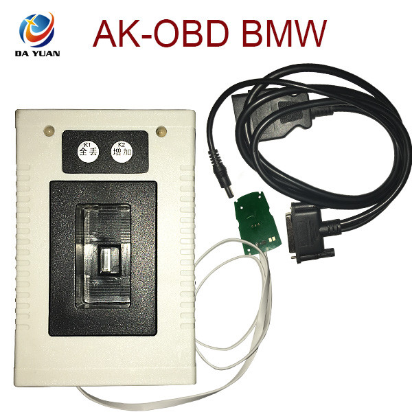 AKP127 Auto Key Programmer AK-OBD for BMW Key Programmer Support CAS3 + latest software version