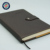 custom organizer palnner notebook with leather closure clasp factory