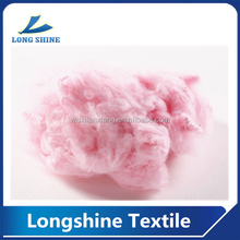 Most popular 1.2d x 38mm virgin recycled polyester staple fiber micro denier polyester fiber