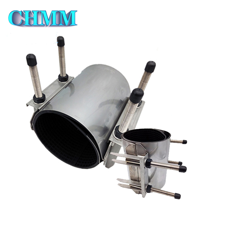 All SUS 304 Wholesale Repair Clamp Names Of Pvc Pipe Fittings Stainless