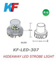 New 3w Hideaway LED Strobe light heads,Surface Mount LED Strobe Warning Lights