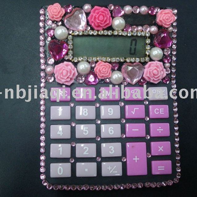crystal calculator