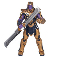 8 inch newest movie character statue thanos action figure