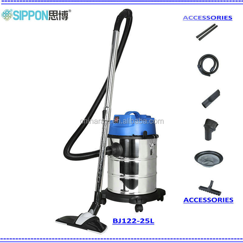 Big capacity powerfull wet dry vacuum cleaner with storage function, blowing function 4 in 1 vacuums