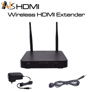 ASK-HDEX0016M1 Support 100m Wireless Hdbaset Hdmi Extender Cat5e X1 with IR supprot 1080P