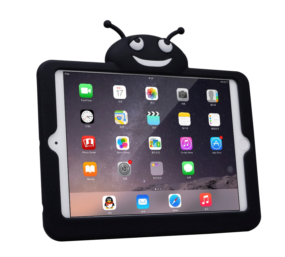 10-inch tablet case for <strong>ipad</strong> tablet silicone case hot selling environmental silicone material tablet case for <strong>iPad</strong>