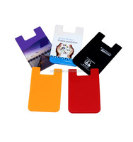 3m sticker smart wallet mobile card holder