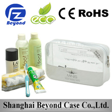 TOP SELLING clear soft plastic boxes, folding travel toiletry bag, pvc waterproof bag