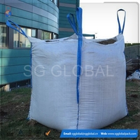 China Manufacturer FIBC Plastic Construction Sand Big Bag