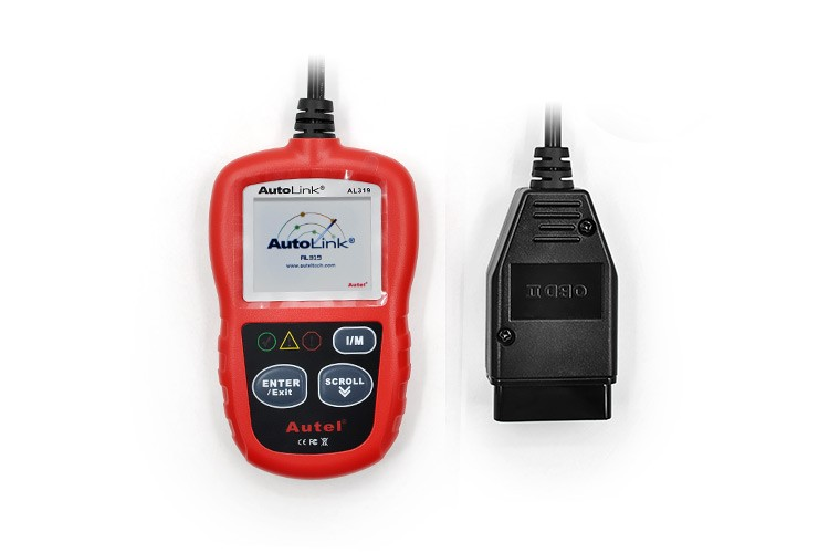 2017 Hot Selling Autel AutoLink AL319 OBD2 Code Scan Tool Auto Diagnostic DIY Code Reader Update On Official Website