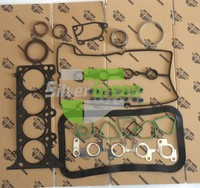 silvergreen 14-60347 auto parts for SGMW Wuling CHEVROLET N200 van N300 move B12 engine full gasket set repair kit 96941108