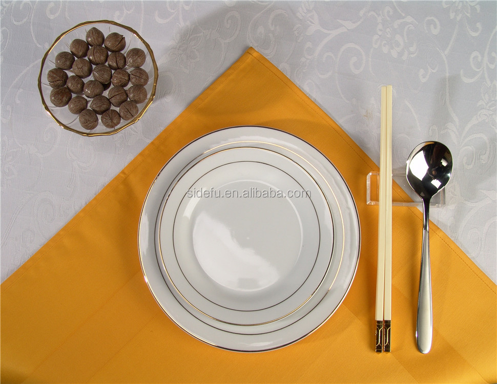 Customized Various Fancy Hotel Cotton Table Napkin