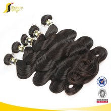 Natural wave 100% unprocessed indian relaxed texture hair extension sales at very competitive price!!