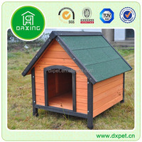 DXDH011 Eco-friendly Wooden Pet House for Puppy Cat