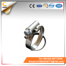 304 Stainless Steel German Type Hose Clamp Clip