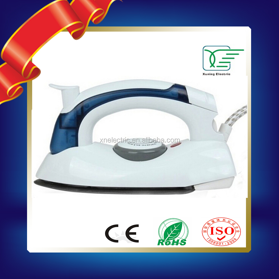 2016 Best Handheld Electric mini foldable Travel Steam Iron for clothes
