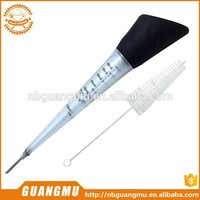 New design silicone bbq turkey baster for wholesales