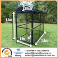 1500 High Pet Dog Chicken Puppy Cat Enclosure Run Kennel Exercise Yard Portable