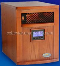 1 500W W/ REMOTE AND TIMER ETL Portable quartz infrared <strong>heater</strong>