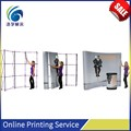 Luxury retractable large size booth advertising pop up display