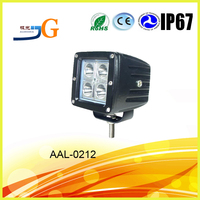 3'' 12w LED Work Light for Off Road 4x4,SUV,ATV,4WD,Truck,Vehicle,Excavator AAL-0212