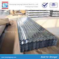 price of zinc corrugated roofing sheet