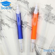 Recycled Promotional Top Quality Plastic Ball Point Pen