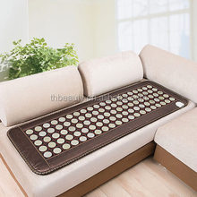 Best quality mat Natural tourmaline pad jade Infrared heating pad physical therapy mat