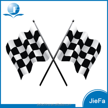 Factory Direct Hot Sale Custom Made Checkered Flag