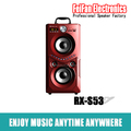 Top Sale 5.0 Inch Super Bass Bluetooth Mp3 Speaker With Led Light
