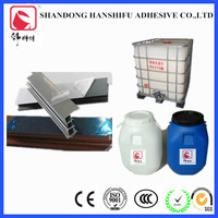 China factory professional water-based -Protective film adhesive glue for PVC lamination for appliance protection