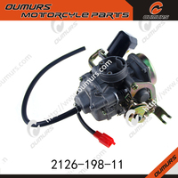 for motorbike YAMAHA ZY 100 JOG 100 OUMURS factory direct sell motorcycle carburetor