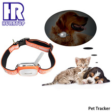 waterproof pet dog collars gps tracker wifi mini gps tracker for cat Lbs pet locator supply product