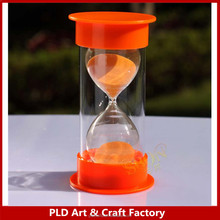 60 minutes hourglass glass sand timer