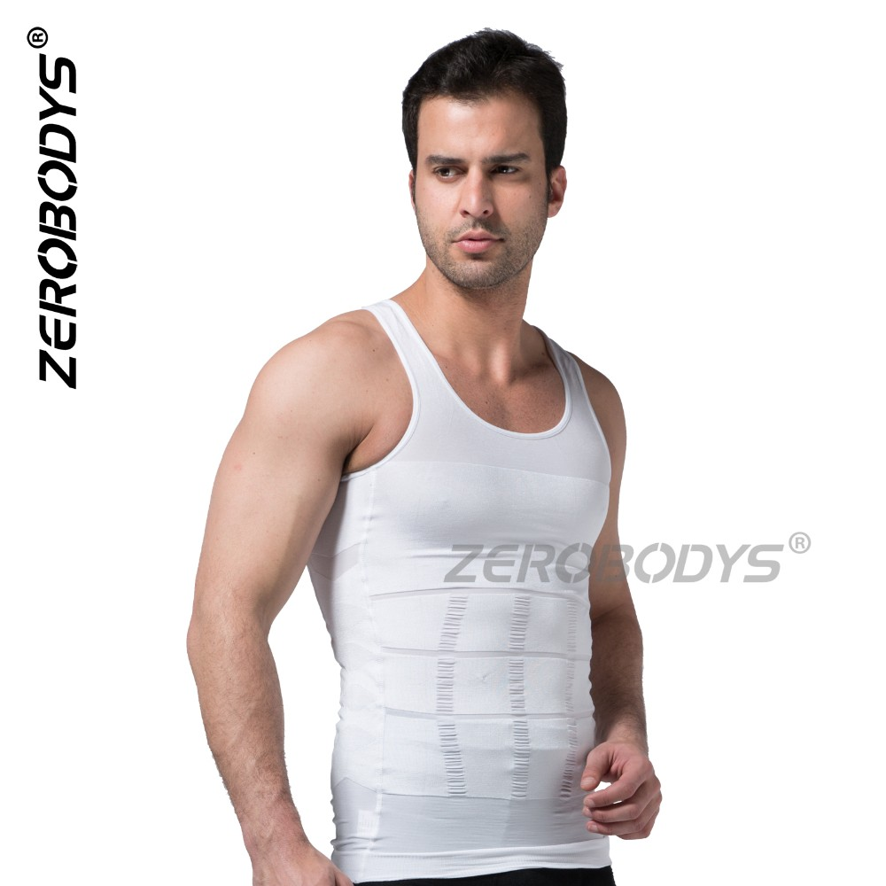 107 WH ZEROBODYS Incredibile Uomo Corpo Snellente Shapewear