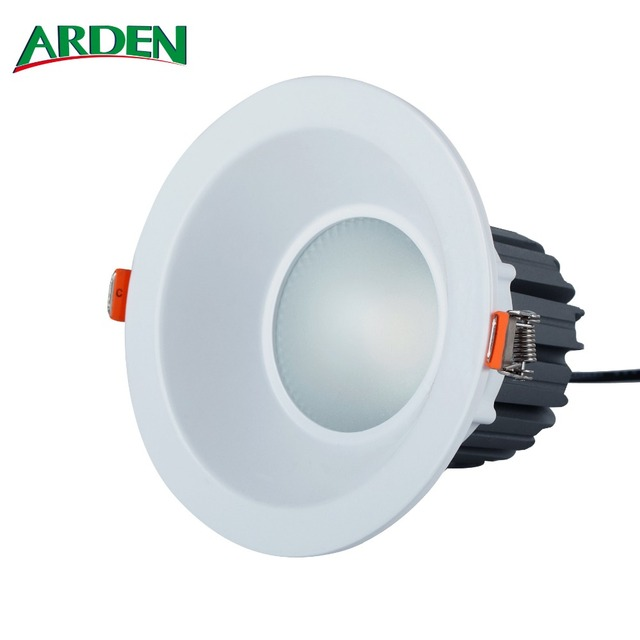 Factory Price Recessed IP65 38W LED Downlight With High Lumen