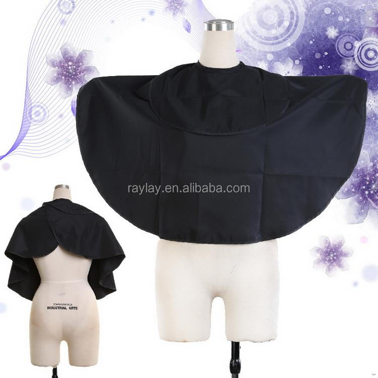Economic hot-sale nylon hair cutting capes