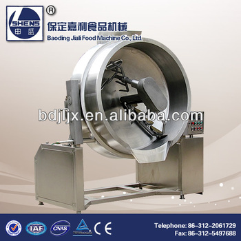 Industrial make jam mixing machine factory