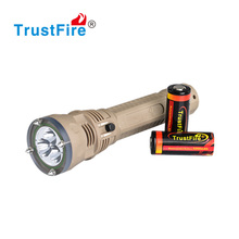 TrustFire DF002 underwater led diving torches, magnetic control switch Scuba Led Diving Light, 1500LM waterproof flashlights