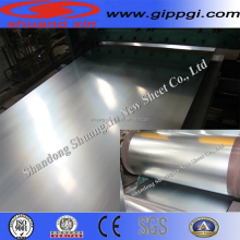Anti finger print Galvalume steel / Aluzinc with prime quality
