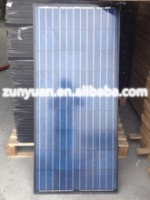 High effciency long life poly solar panel for solar modules