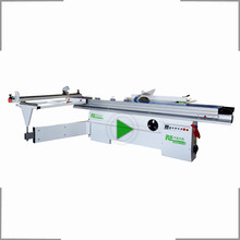 Wooden Furniture Sliding Panel Table Cutting Saw Machine with 0~45 Degree