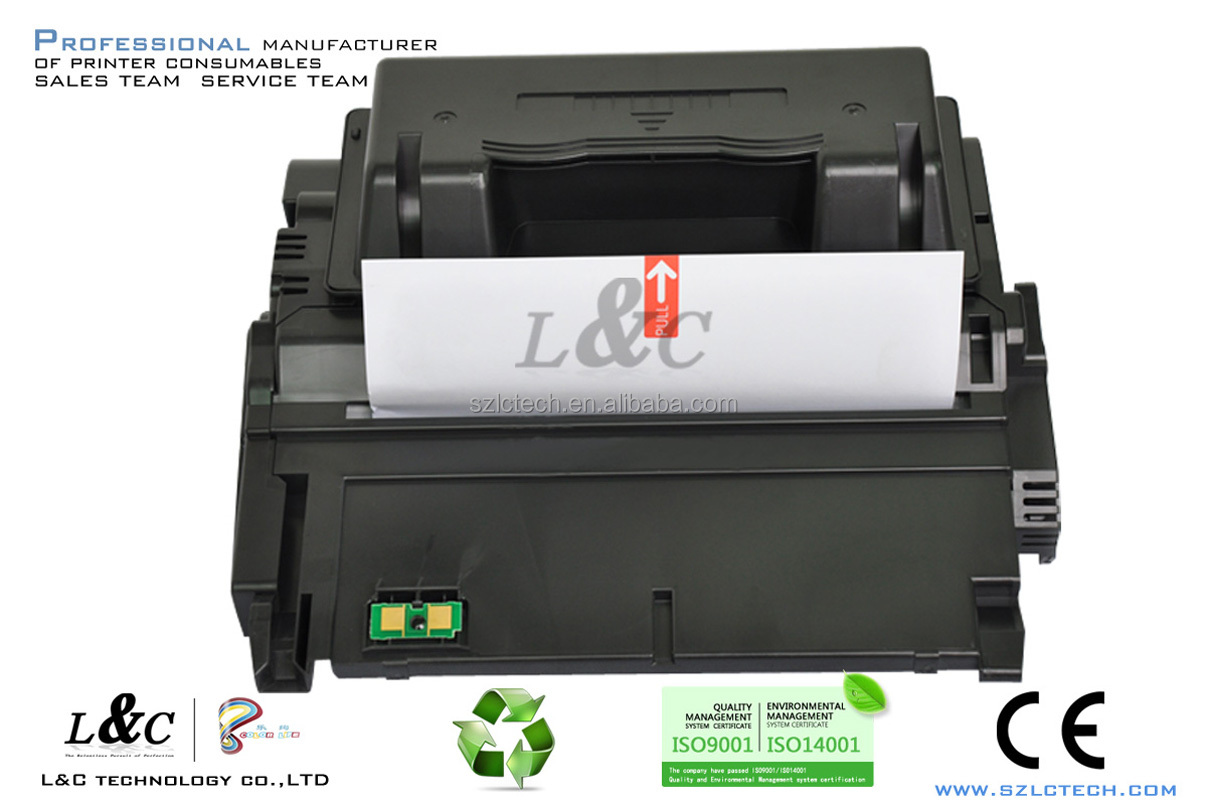 Top sale Q5942A refill toner cartridge for HP photocopier