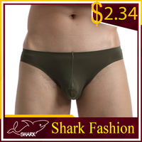 Shark Fashion man briefs hot sex image men without underwear tanga seamless underwear