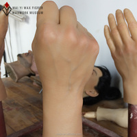 artificial silicone hands used for TV&movie props